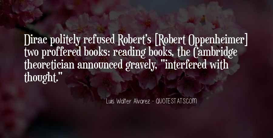 Oppenheimer Robert Quotes #557486