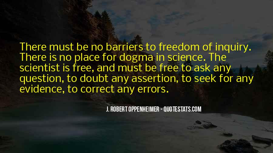 Oppenheimer Robert Quotes #579043
