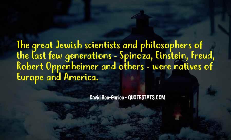 Oppenheimer Robert Quotes #654067