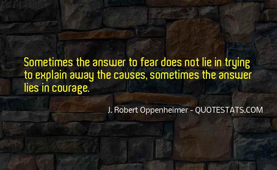 Oppenheimer Robert Quotes #73789