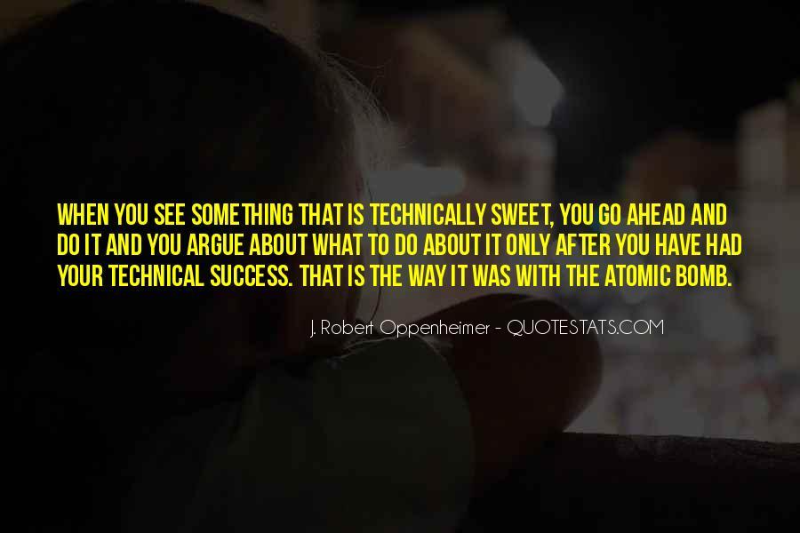 Oppenheimer Robert Quotes #80945