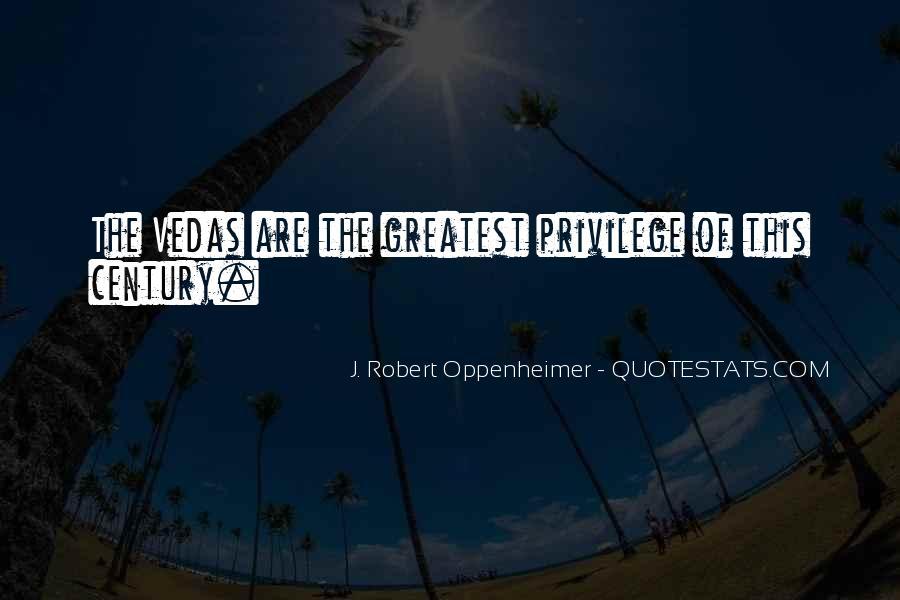 Oppenheimer Robert Quotes #855372