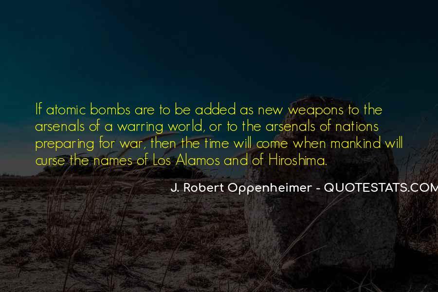 Oppenheimer Robert Quotes #862285