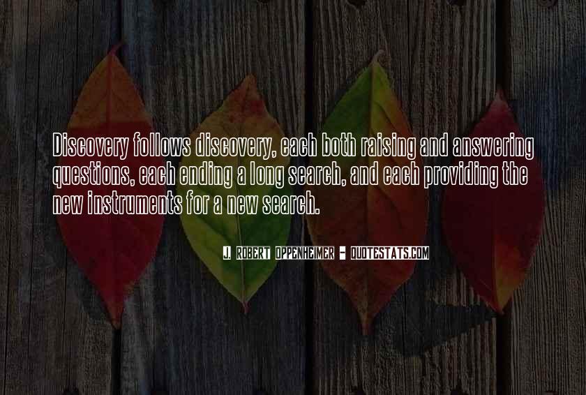 Oppenheimer Robert Quotes #92760