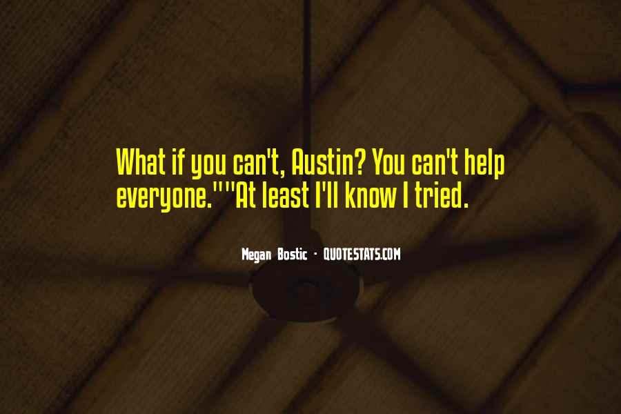 Opportunity To Help Others Quotes #10457