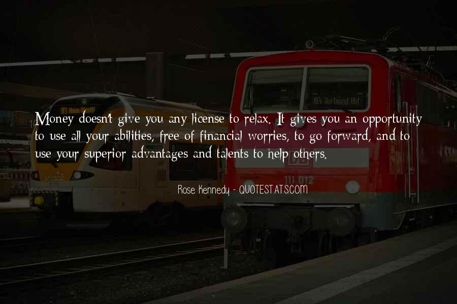 Opportunity To Help Others Quotes #1417604