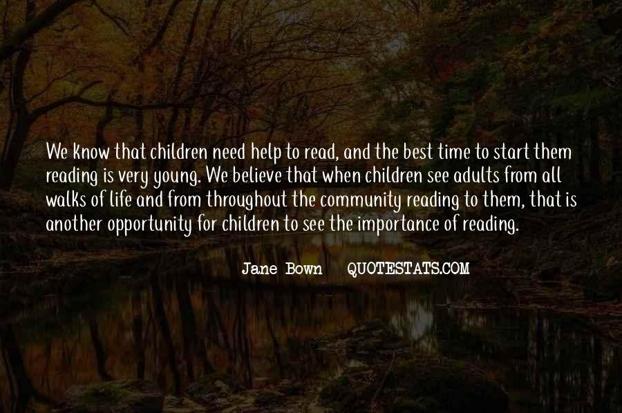 Opportunity To Help Others Quotes #255626