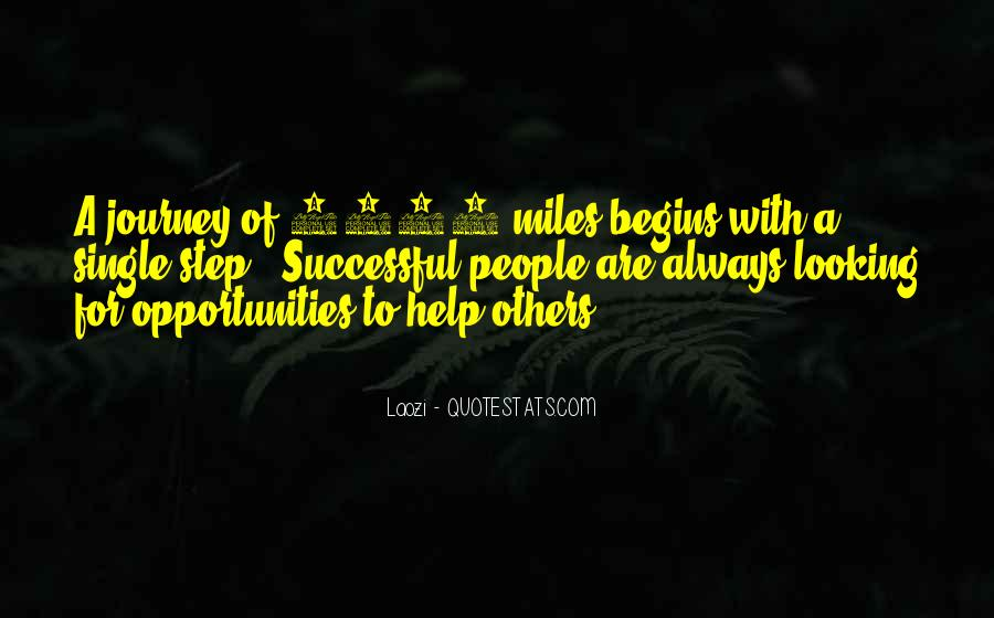 Opportunity To Help Others Quotes #308781