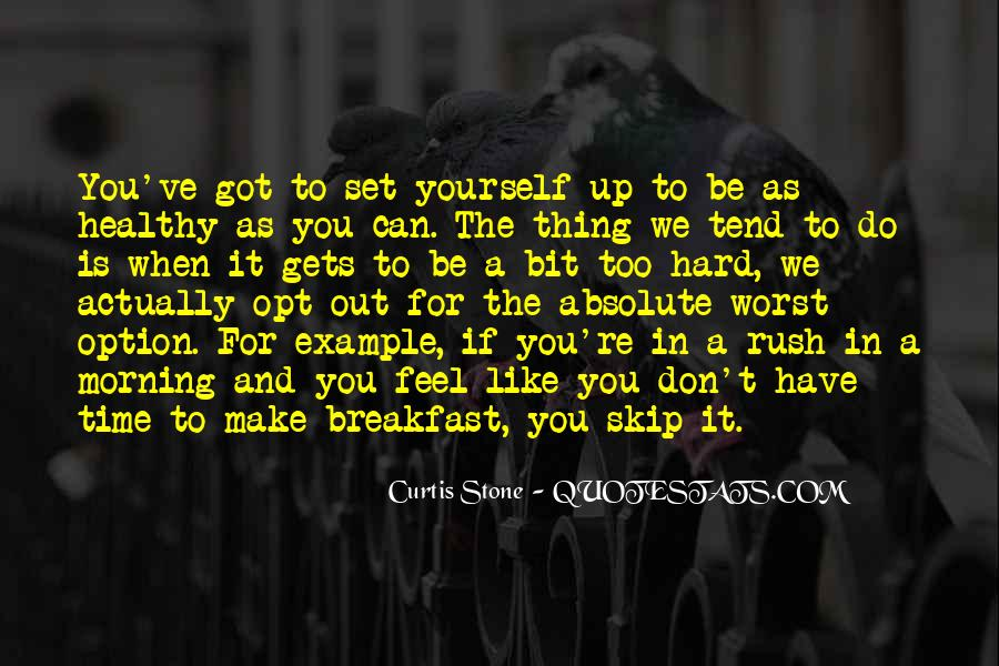 Opt Out Quotes #1133799