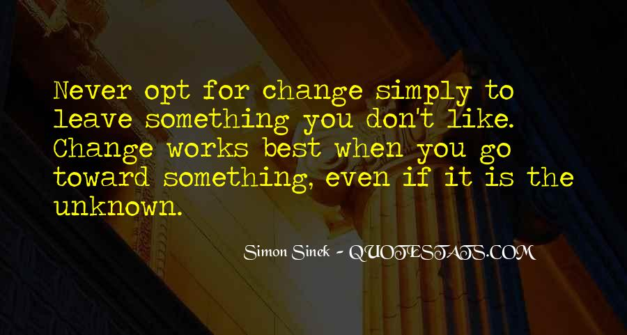 Opt Out Quotes #62915