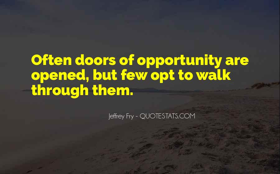 Opt Out Quotes #738633