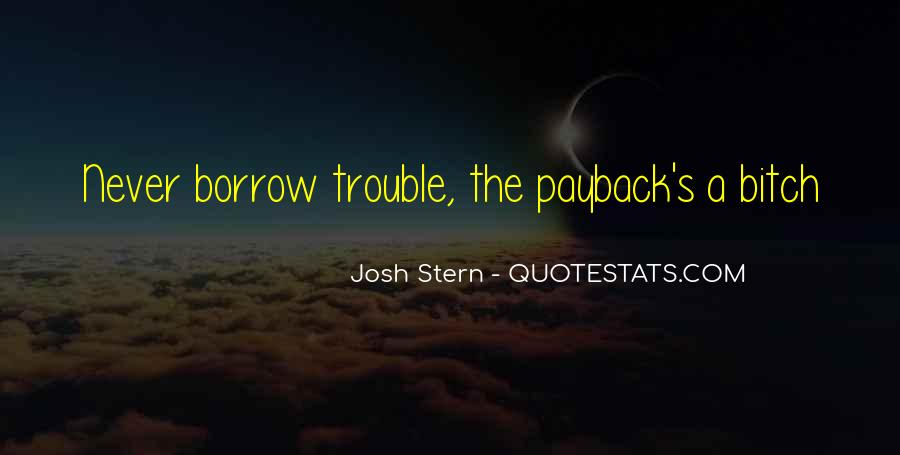 Quotes About Borrow #127568