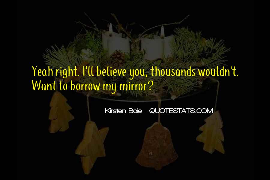 Quotes About Borrow #184328