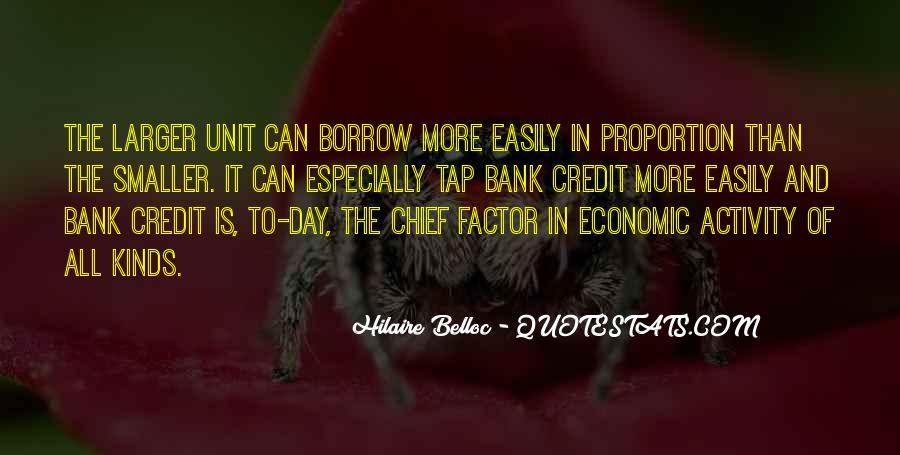 Quotes About Borrow #301310