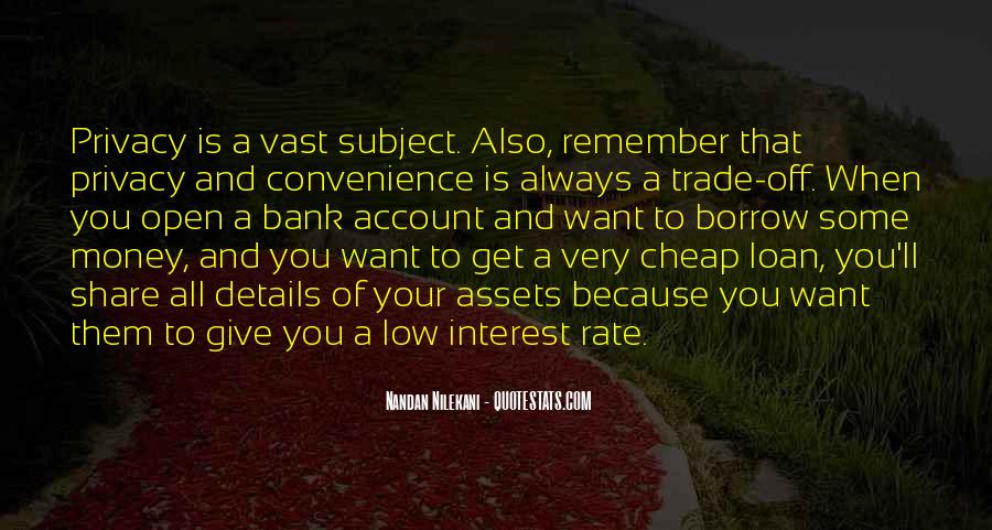 Quotes About Borrow #331654