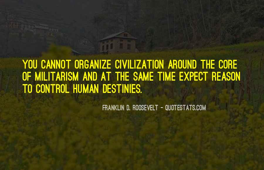 Organize Your Time Quotes #1052555