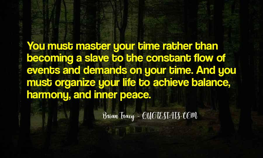 Organize Your Time Quotes #1496945