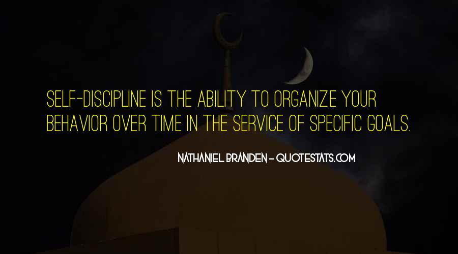 Organize Your Time Quotes #39293