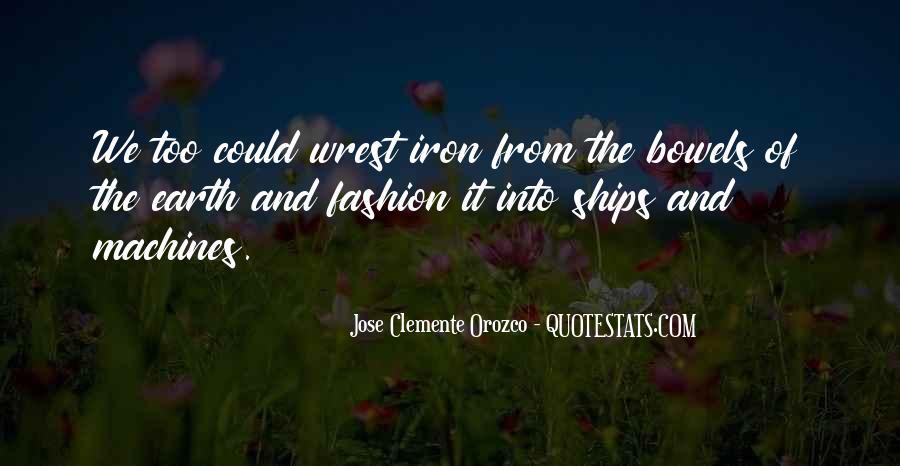 Orozco Quotes #284636