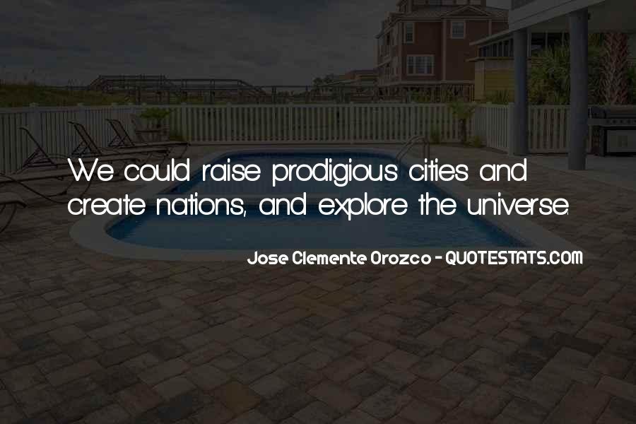 Orozco Quotes #41698