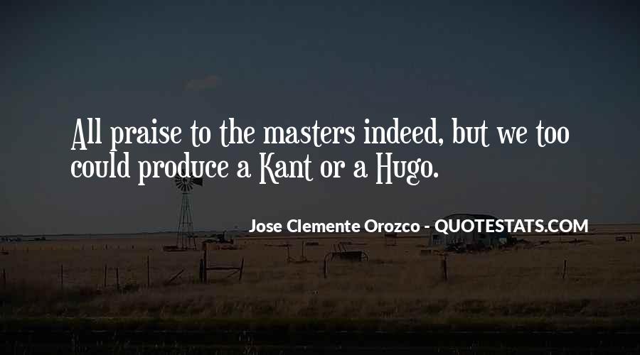 Orozco Quotes #901454