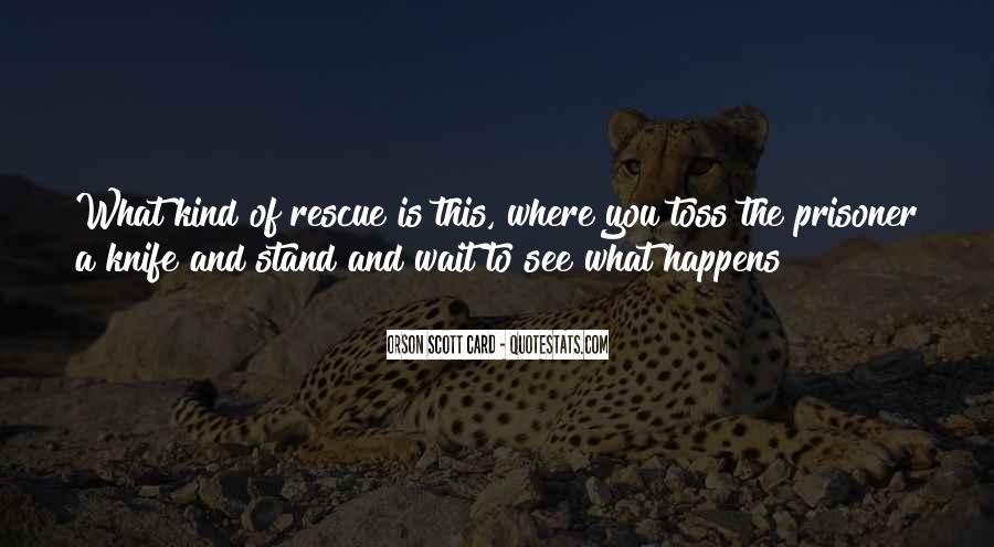Orson Scott Card Bean Quotes #1245744