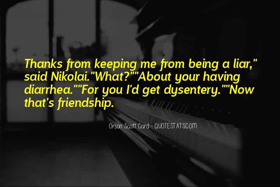 Orson Scott Card Bean Quotes #1300859