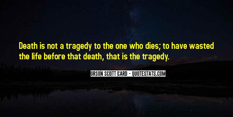 Orson Scott Card Bean Quotes #360159