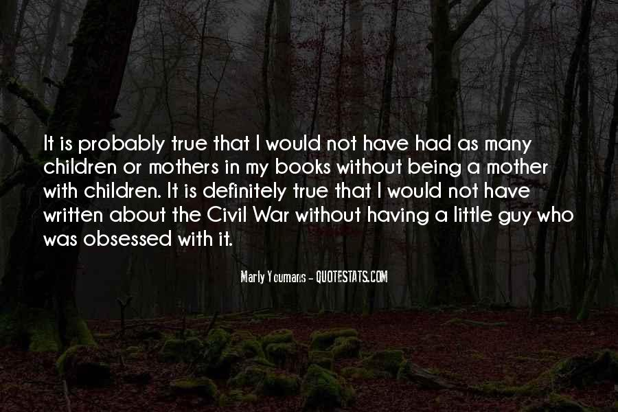 Quotes About Books And Mothers #212551