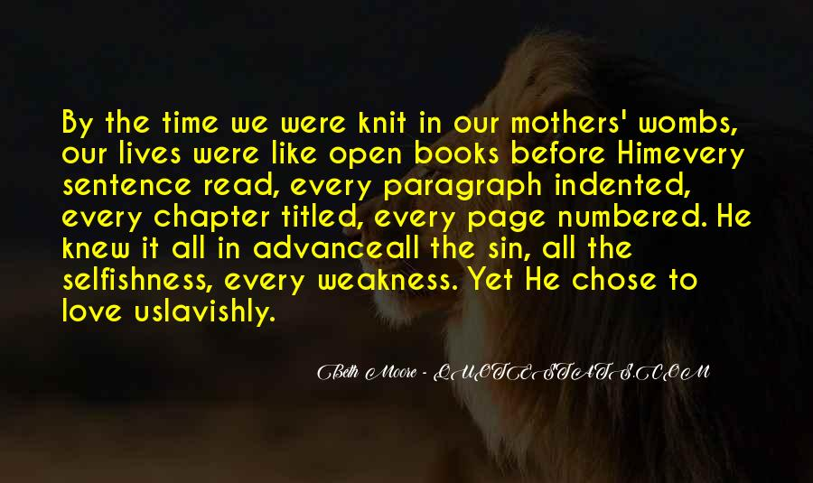 Quotes About Books And Mothers #5348