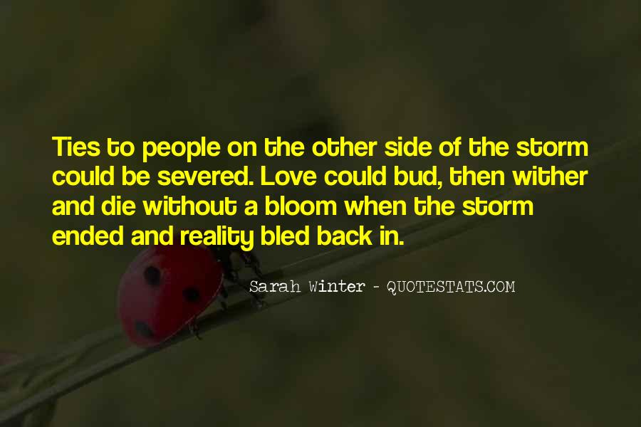 Other Side Of Love Quotes #1483784