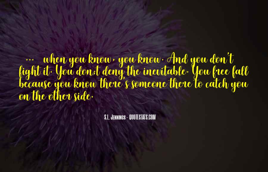 Other Side Of Love Quotes #1492108