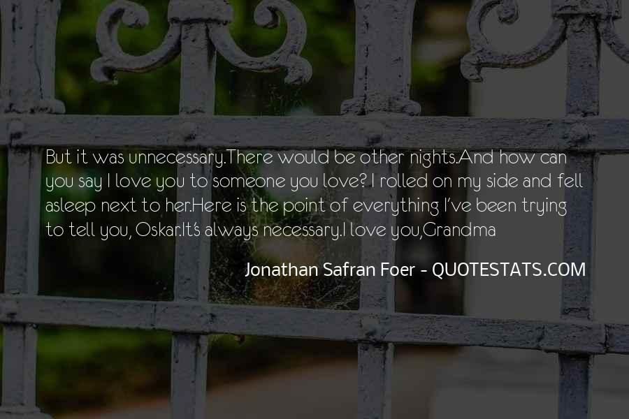 Other Side Of Love Quotes #1834439