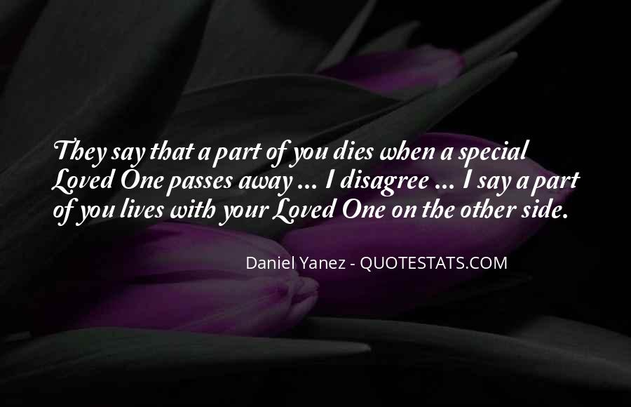 Other Side Of Love Quotes #510137