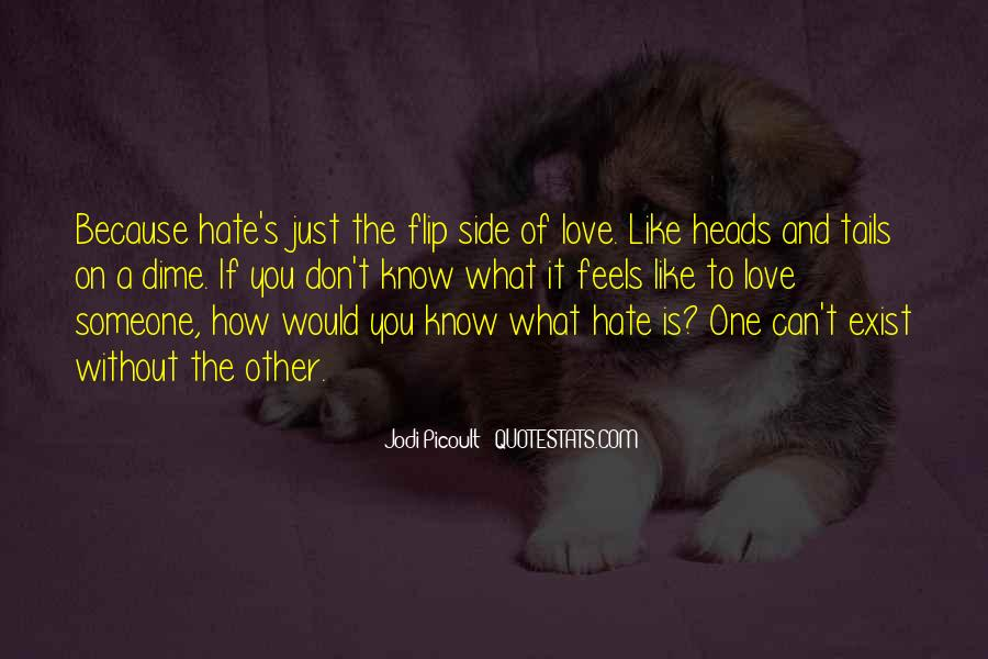 Other Side Of Love Quotes #909556