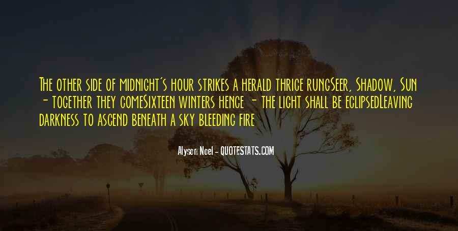 Other Side Of Midnight Quotes #1562639