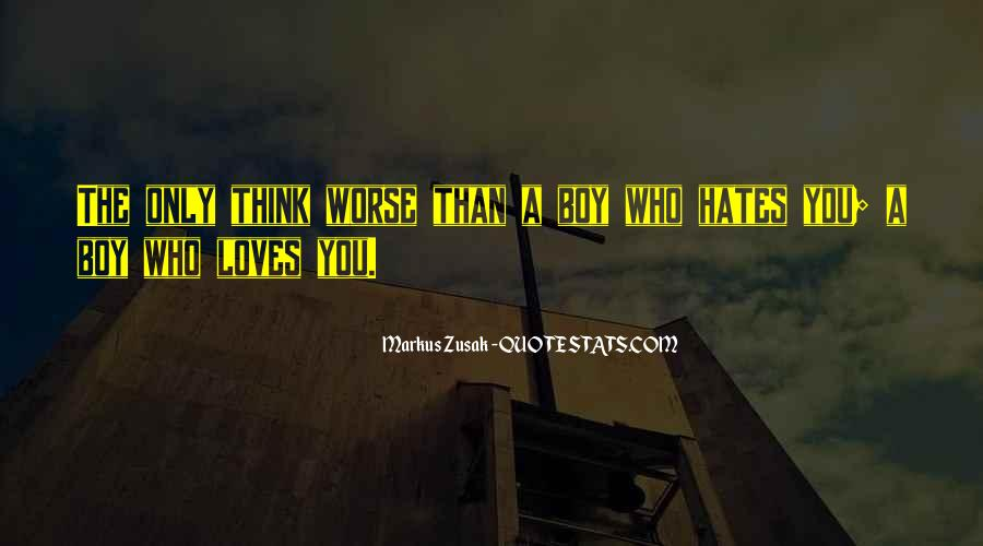 Others Have It Worse Quotes #10747