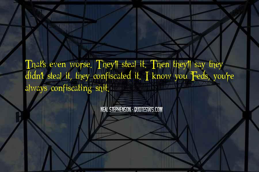 Others Have It Worse Quotes #12057