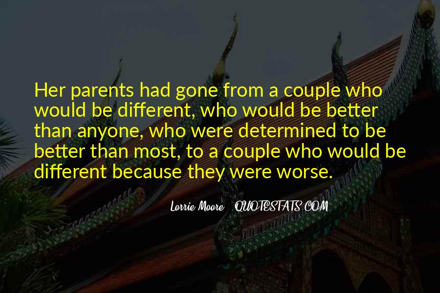 Others Have It Worse Quotes #7761
