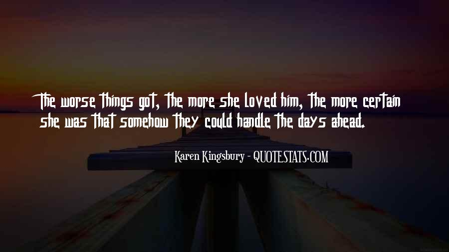 Others Have It Worse Quotes #8486