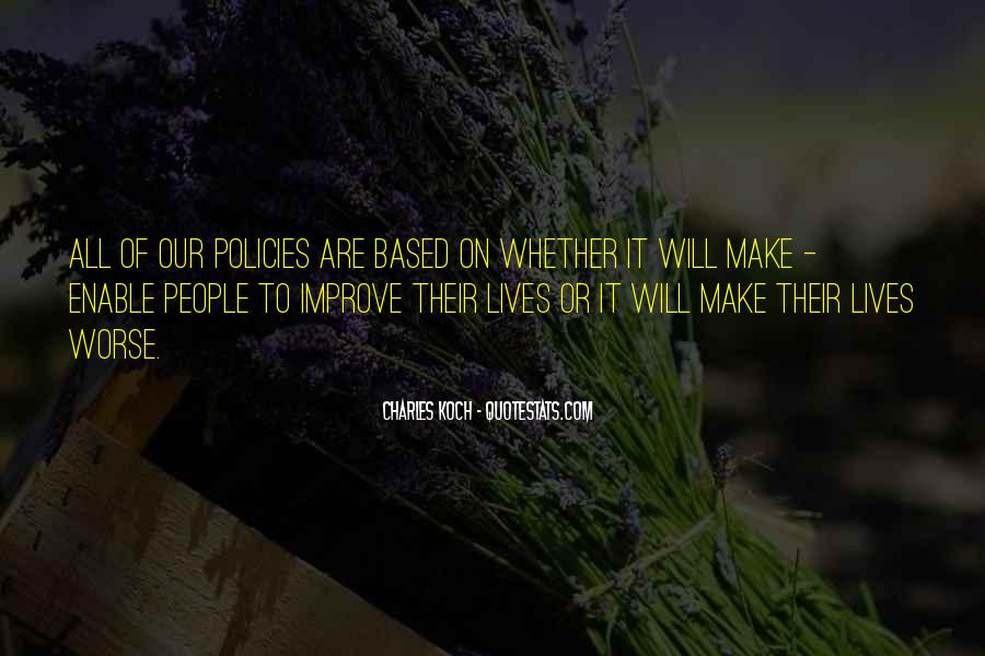 Others Have It Worse Quotes #9025