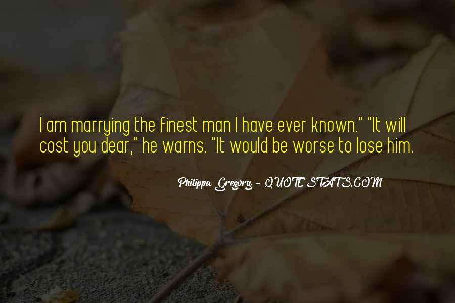 Others Have It Worse Quotes #9789