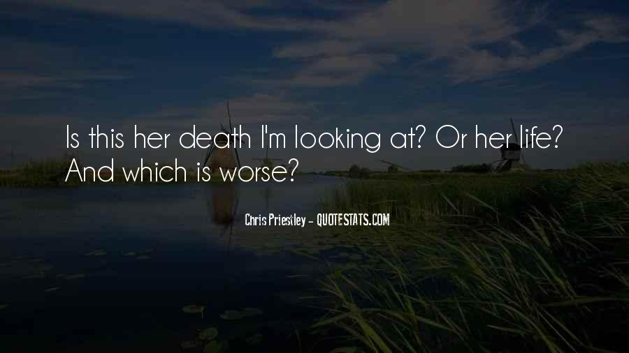 Others Have It Worse Quotes #9886