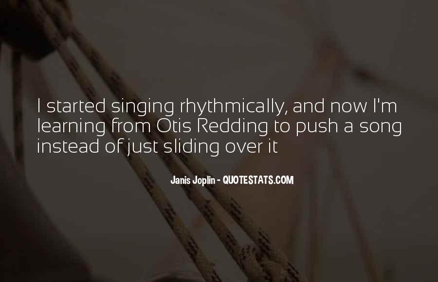 Otis Redding Song Quotes #1566134