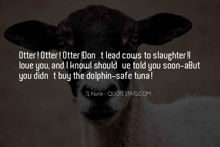Otter Love Quotes #611241