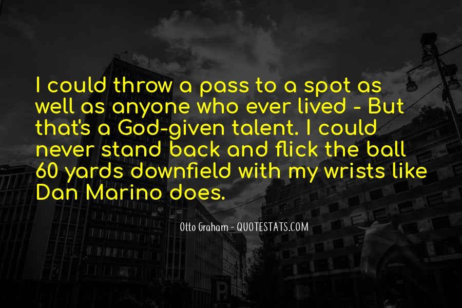 Otto Flick Quotes #554816