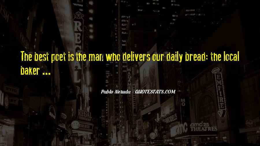 Our Daily Bread Best Quotes #1430938