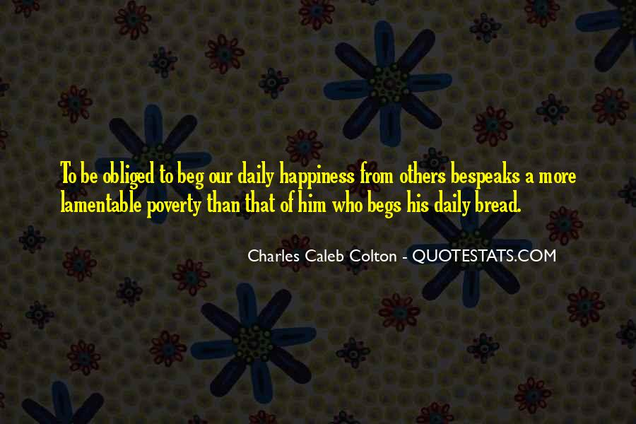 Our Daily Bread Best Quotes #222774