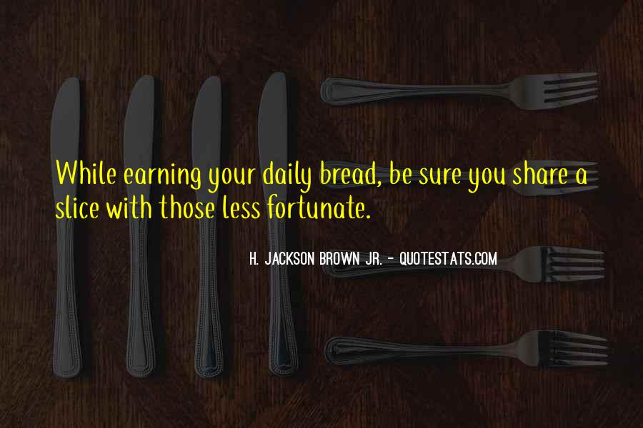 Our Daily Bread Best Quotes #501030