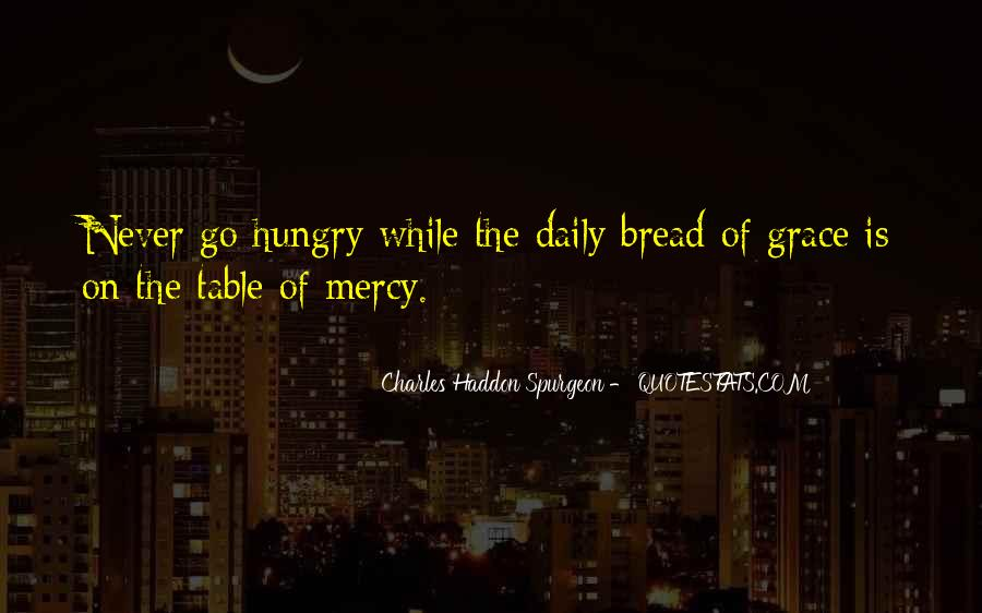 Our Daily Bread Best Quotes #600016